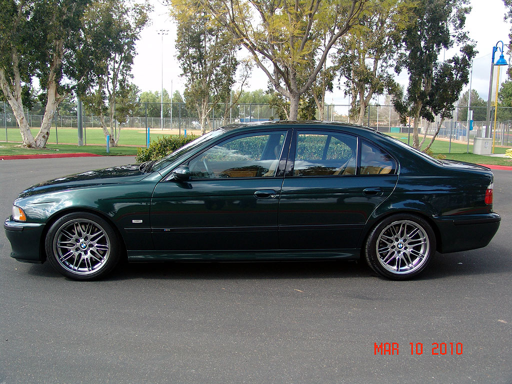 Oxford Green E39 M5 Decent Pics At Last Page 3 Bmw M5