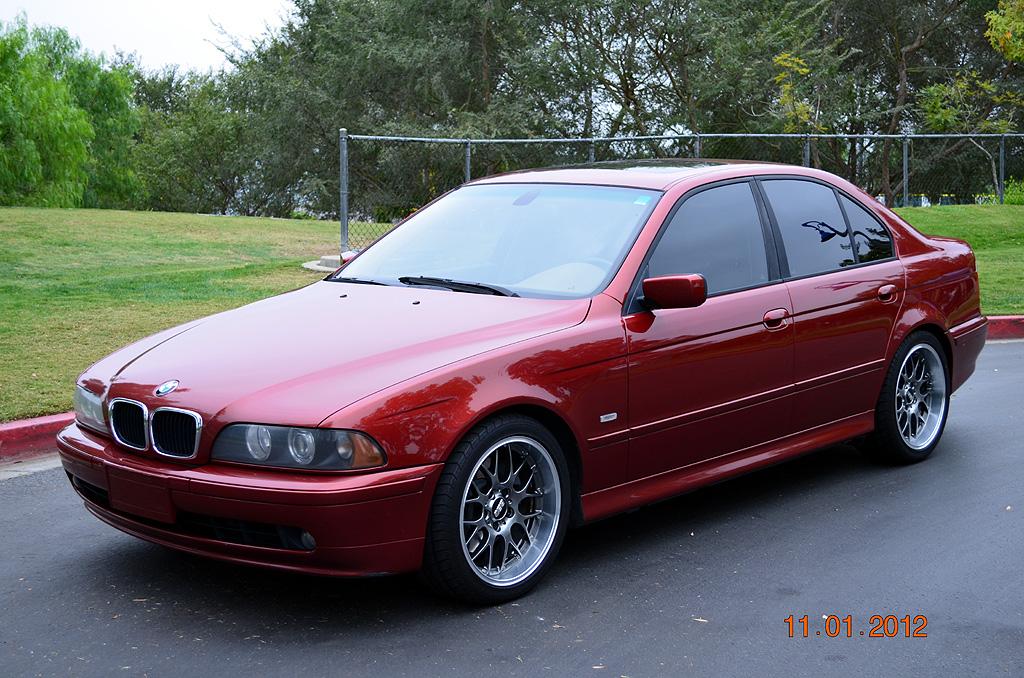 2001 BMW E39 530i Sport 225HP 5 Speed