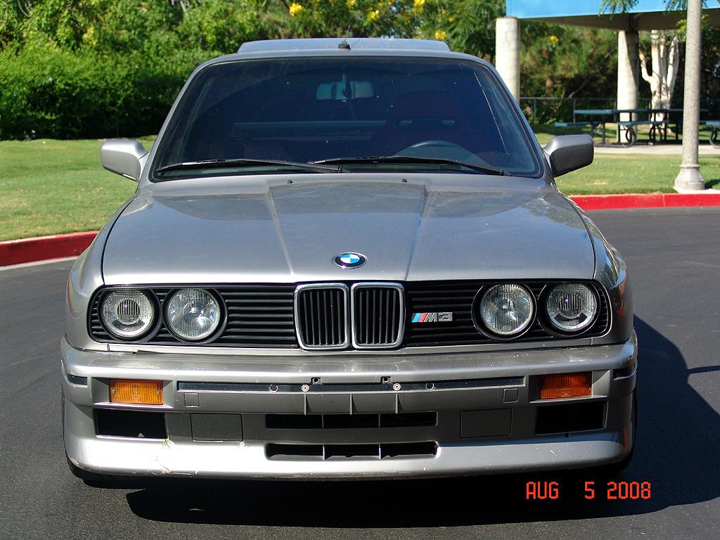 Bmw M3 E30 >> 1988 BMW US M3 2.3 195HP