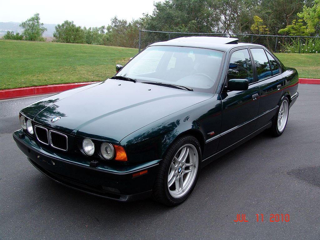 FOR SALE 1995 BMW EURO M5 3.8 340HP 6 Speed