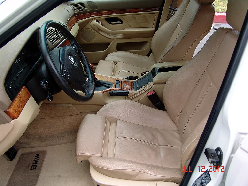 E39 Fs 1999 528i Sport Wagon Touring White Beige Sport