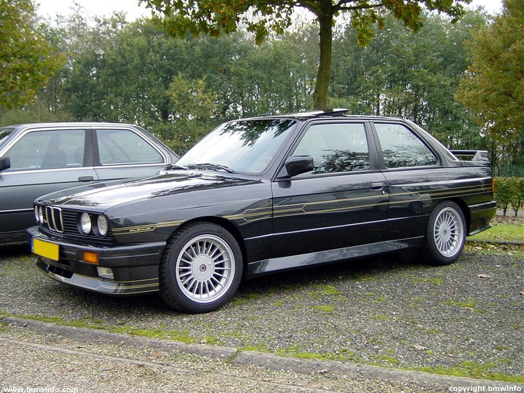 """16"""" E28 Staggered Alpina Wheels"""
