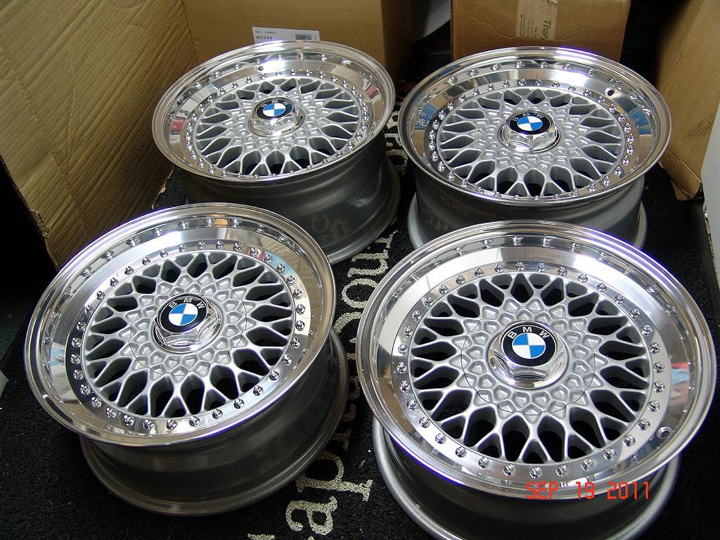 Bbs Rs Wheels Rims Bmw E9 E24 E28 E30 535i 635csi M3 M5 M6