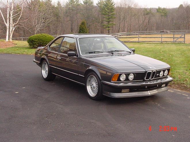 1987 M6 Tires Bimmerfest Bmw Forums