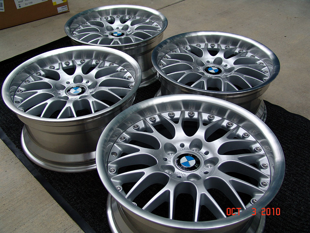 Bbs Rs Bmw Style 42 Wheels