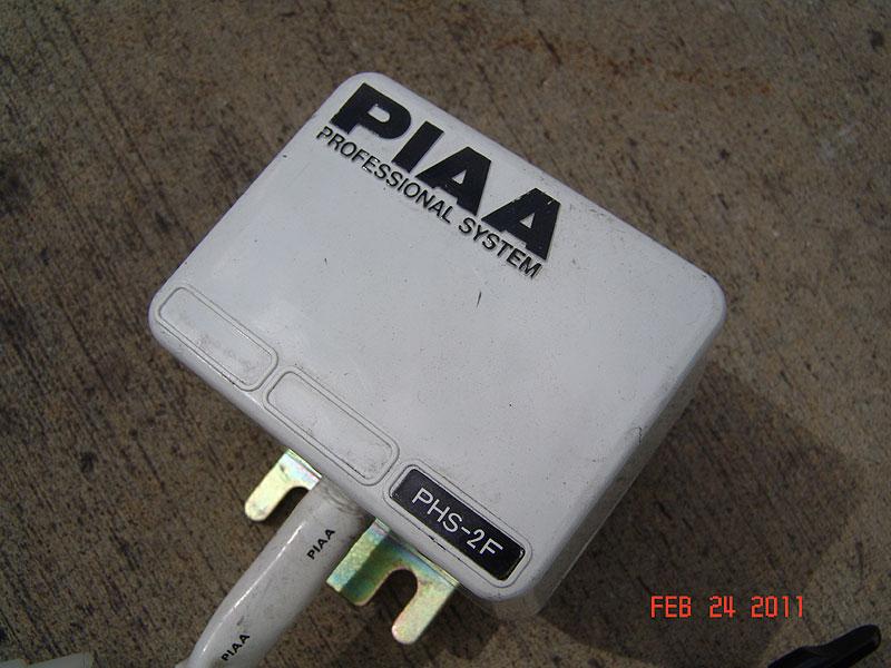 piaa 135w dual beam wiring harness 1 piaa 22050 new piaa professional wiring harness kit relay